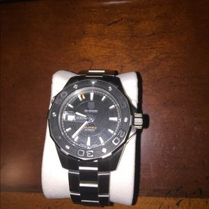 Tag Heuer Accessories - Authentic TAG Heuer Aquaracer 500M